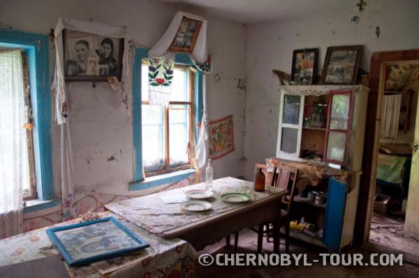 Заброшенный дом в с. Рудня-Ильинецкая